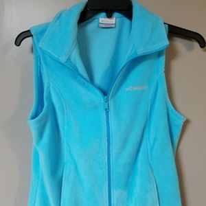 Columbia Fleece Vest